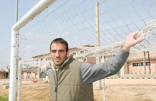 Früher stand Toni Prats als Keeper für Real Mallorca zwischen den Pfosten.