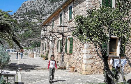 Die Wanderherberge Tossals Verds ist derzeit wegen Renovierungsarbeiten geschlossen.