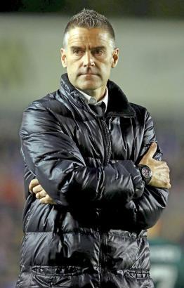 Steht am Samstag bereits an der Seitenlinie bei Real Mallorca: Lluís Carreras.