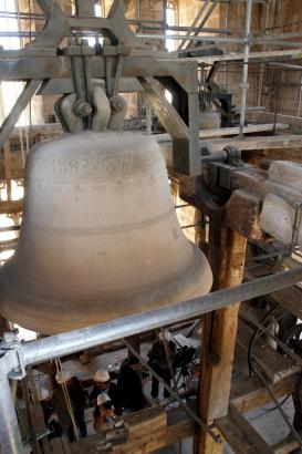 Die Glocken der Kathedrale bleiben in Palma.
