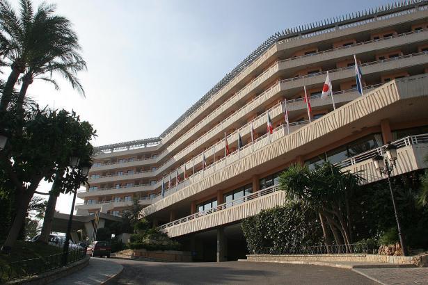 Fünf-Sterne-Hotel Valparaíso in Palma.
