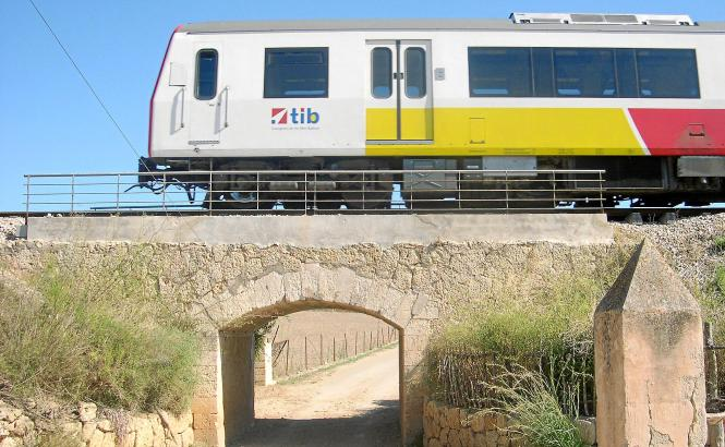 Wie in Deutschland gibt es auch auf Mallorca einen großen Kreis von Eisenbahn-Fans. Er macht sich stark für die Bewahrung, Pfleg