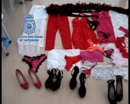 Die Polizei auf Mallorca hat umfangreiches Beweismaterial sichergestellt.