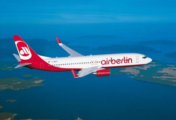 Air Berlin ist Marktführer am Flughafen Palma de Mallorca.