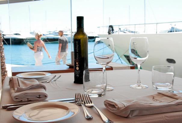 Im Restaurant Tristán in Portals setzt man neuerdings auf die hochwertigen Flaschen der Bodega Biniagual, bei anderen Gastronome