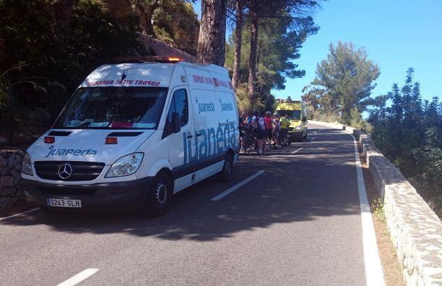 An der Bergstrecke durch die Tramuntana ereigneten sich in jüngster Zeit mehrere Unfälle mit Radfahrern (Foto Archiv).