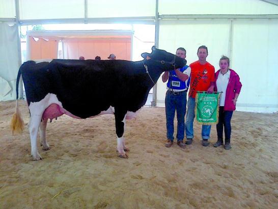Die strahlende Siegerin kam, wie im vergangenen Jahr, aus Menorca.