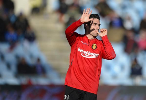 Alejandro Alfaro sorgte für einen der wenigen Höhepunkte und erzielte die Führung für Mallorca.