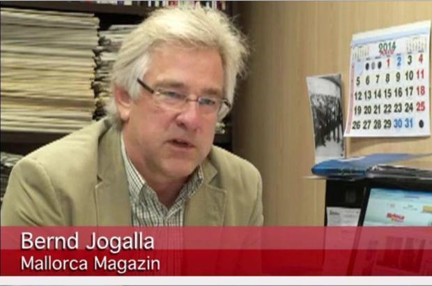MM-Chefredakteur Bernd Jogalla im Interview mit Bild.de.