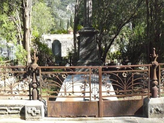 Das alte Eingangstor zum Friedhof in Sóller. Mehr Fotos in der Fotogalerie.