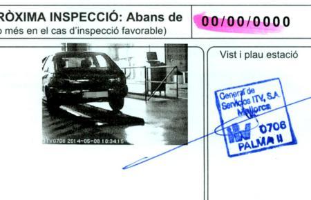 Auch deutsche Autos auf Mallorca können den spanischen TÜV absolvieren.