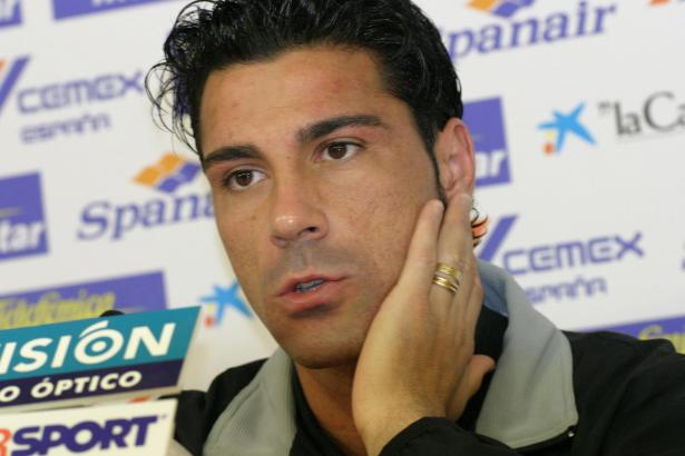 Javier Olaizola in seiner Zeit als Real-Mallorca-Spieler.