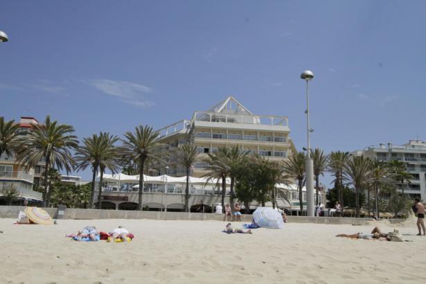 Das Hotel Garonda an der Playa de Palma wird 50 Jahre alt