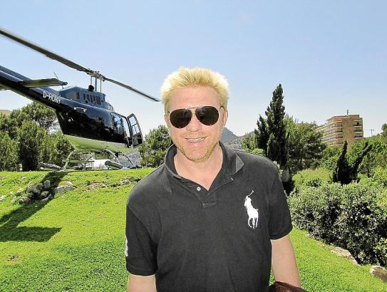 Hat schon einmal bis kurz vor Beginn einer Versteigerung abgewartet: Boris Becker.