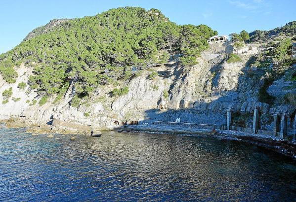 Die Bucht von Banyalbufar ist seit 2013 für Besucher gesperrt.