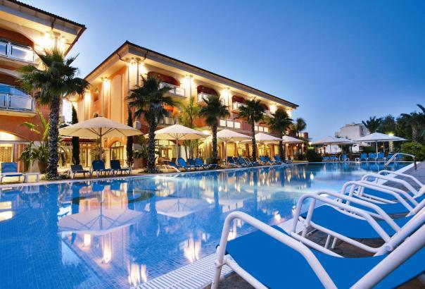 Hotelanlage Estrella del Mar.