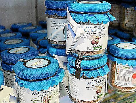 Bei Deutschen besonders beliebt: Marmelade aus Mallorca.