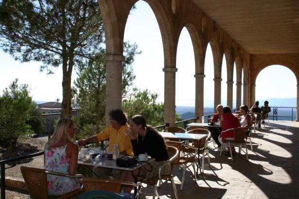 Das Kloster Cura auf dem Randa-Berg soll schöner werden.