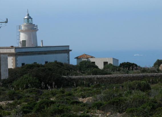Der Leuchtturm am Cap Blanc soll ein Hotel werden.