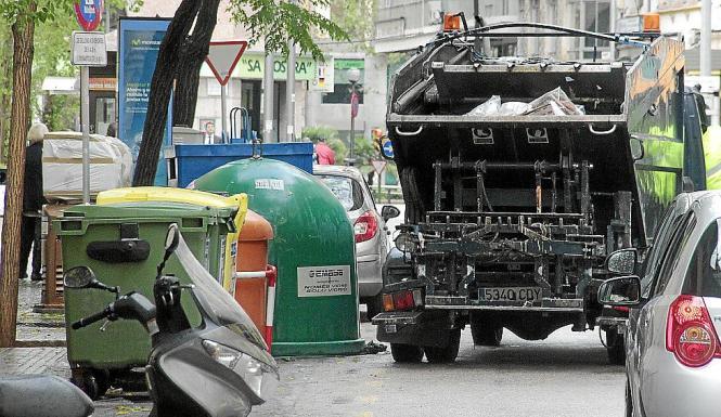 Ein Streik der Müllabfuhr hätte verheerende Auswirkungen.