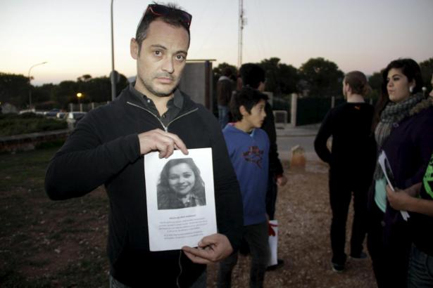 Alejandro Ortiz soll ein Gewaltdelikt begangen haben.