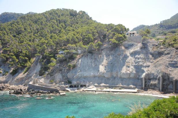 Etwa ein Jahr lang war die Cala Banyalbufar auf Mallorca gesperrt.