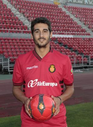 Pau Cendrós hat sein allererstes Tor für Real Mallorcas erste Mannschaft erzielt.