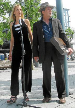 Maila Barthel und Frank Augustin kommen nach Mallorca.