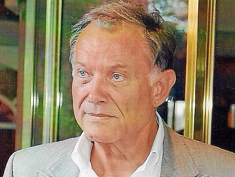 In den letzten Jahren seines Lebens ist Harald Oberkirch viel gereist.