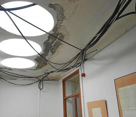 Auf Mallorca führen oft Baufehler zu Feuchtigkeit und Schimmel.