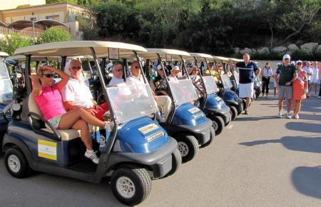 MM-Golftrophy 2014 – Das Turnier
