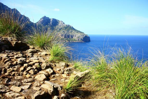 Traumwetter an der Cala Tuent in der Gemeinde Escorca. So soll es auch in dieser Woche bleiben.