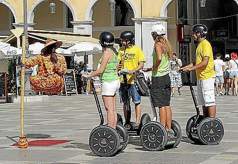 Die Agenturen sollen Palma als ideales Ziel für sogenannte Citybreaks anpreisen.