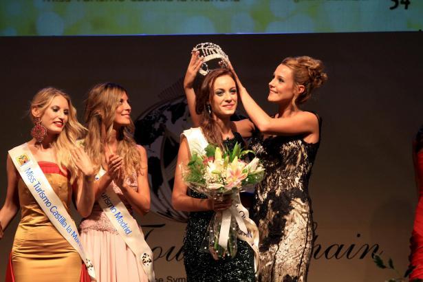 Ana Márquez aus Melilla ist neue Miss Tourism Spain.