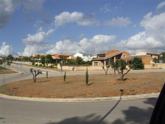 Wohnsiedlung Sant Marçal in der Gemeinde Marratxí.