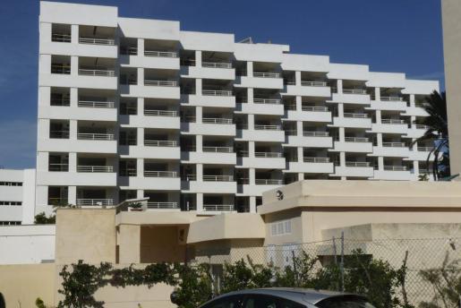Investitionsobjekt der Nadals: Der Apartmentkomplex in Cala Millor.