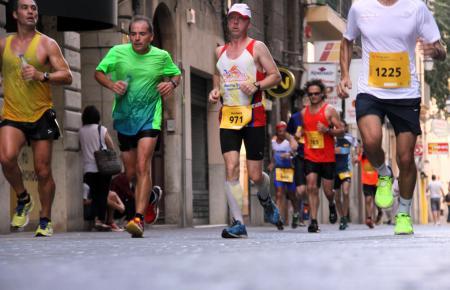 TUI-Marathon in Palma, 19. Oktober 2014