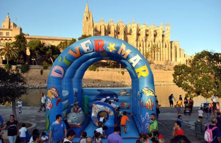 Kids-Run beim TUI-Marathon Palma, 18. Oktober 2014