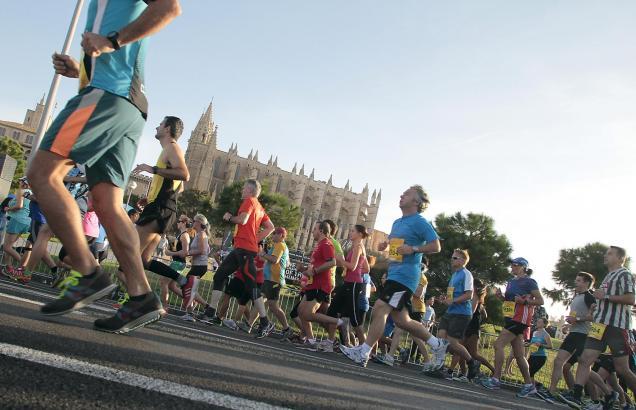 11.200 Teilnehmer gab es in diesem Jahr, inklusive der Kinder beim Kids-Run.