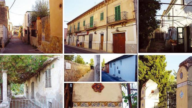 Impressionen aus La Vileta, ein Stadtteil in Palma mit traditionellem Charakter. Hier leben auch einige deutsche Palma-Residente