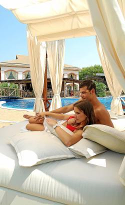 Die Viva & Vanity Hotels setzen unter anderem auf Wellness.