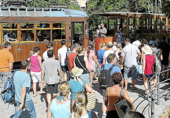 Der Tourismus ist Jobmotor Nummer eins auf den Balearen.