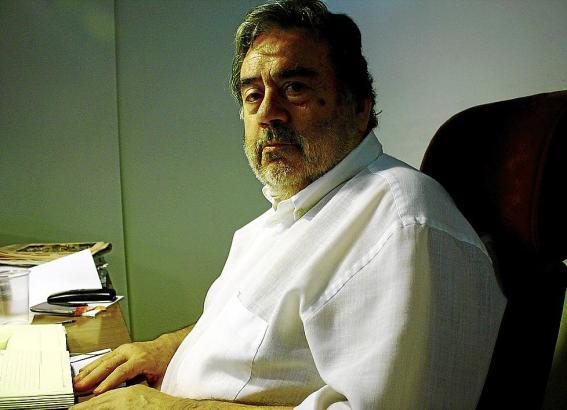 Rechtsanwalt Miquel Capellà hielt sich im November 1989 zufällig in Berlin auf.