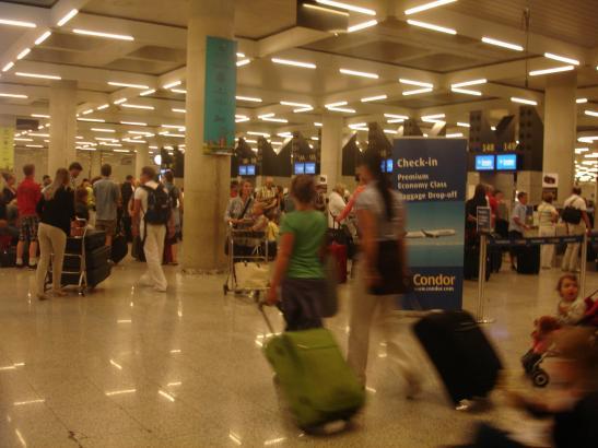 Im Oktober fand die Rekordserie am Flughafen von Palma de Mallorca ihr Ende.