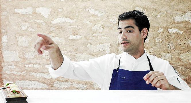 Andreu Genestra ist der neue Star in Mallorcas Restaurantszene.