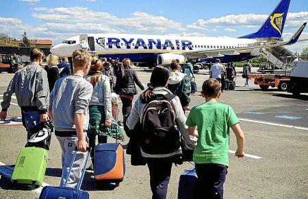 Die Fluggesellschaft Ryanair hat ihre Boarding-Methode vor einigen Monaten umgestellt.