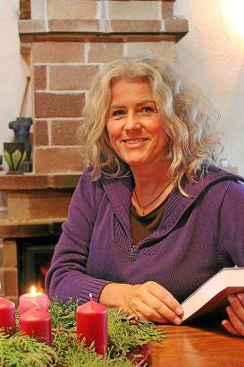 """Gabriela Frost hat fünf Jahre an ihrem Roman """"Tochterfreundin"""" gearbeitet."""