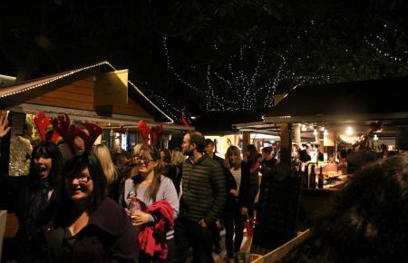 Weihnachtsmarkt von Puerto Portals 2014