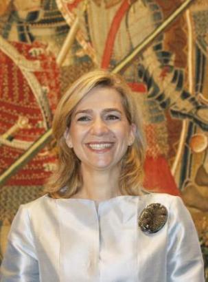 Infanta Cristina hat sich bei der Überweisung geirrt – oder einer ihrer Anwälte.