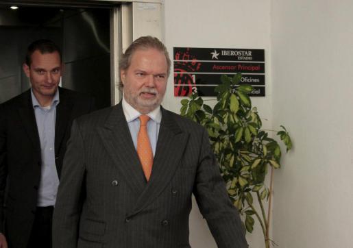Endgültig der starke Mann bei Real Mallorca: Der deutsche Anteilseigner Utz Claassen.